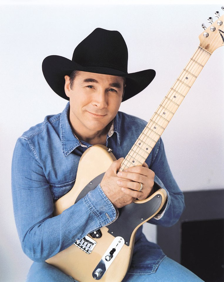 2011 Dates Clint Black