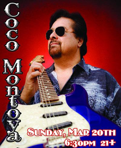 Dates 2011 Coco Montoya