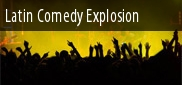 Comedy Explosion Hampton Coliseum