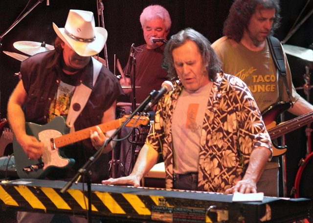 2011 Commander Cody Band Dates Tour