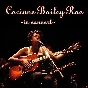Corine Bailey Rae Tickets