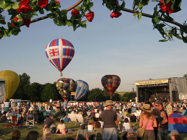 Tour Cornbury Music Festival 2011 Dates