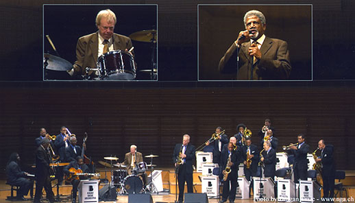 Count Basie Orchestra Concert