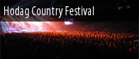 2011 Country Fest Dates