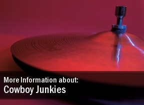 2011 Cowboy Junkies Dates