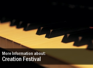 2011 Tour Creation Festival Dates