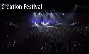 Creation Festival First Arena