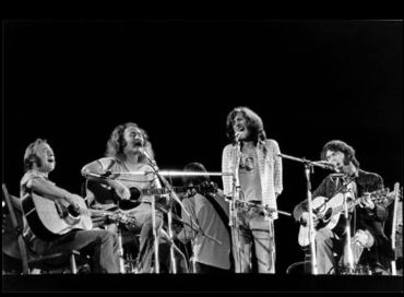 Crosby Stills Nash Show 2011