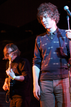 Dates 2011 Tour Crystal Stilts