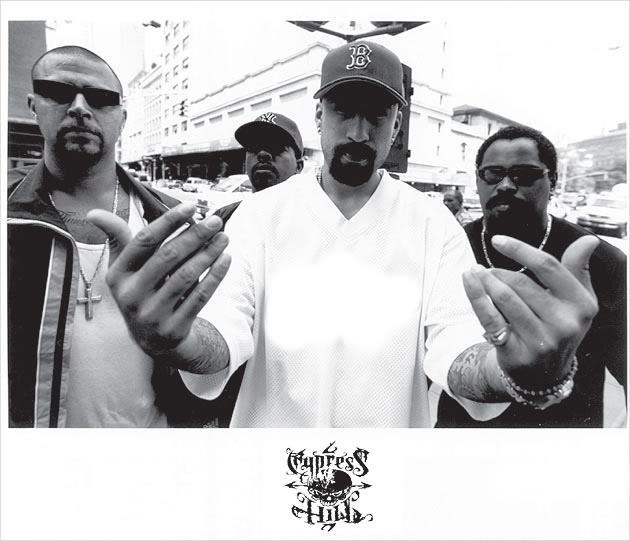 2011 Cypress Hill Show