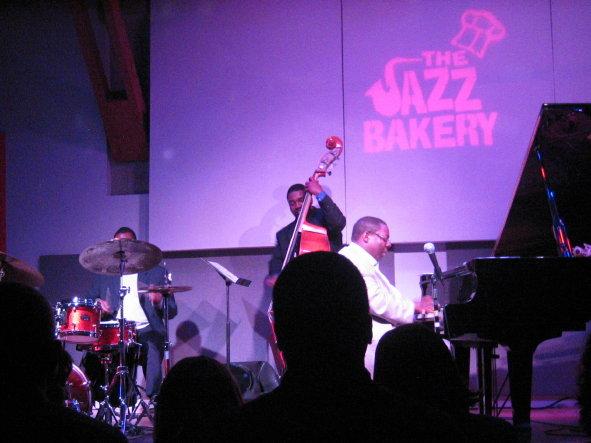 Cyrus Chestnut Trio Tickets Jazz Standard
