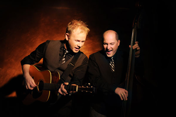 Dailey And Vincent Tickets Ball State University Pruis Hall