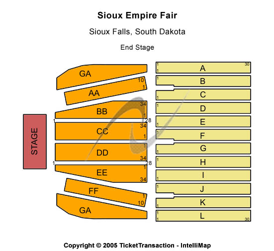 Dakota Rock Fest Tickets Sioux Falls