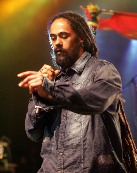 Show Damian Marley 2011