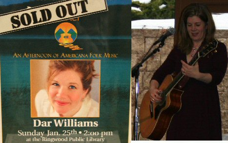 Dar Williams Concert