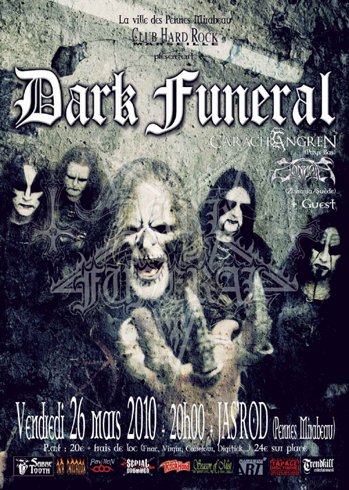 Dates 2011 Dark Funeral