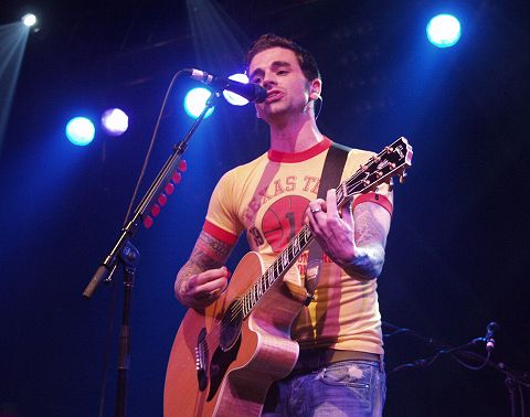 Dashboard Confessional Troubadour