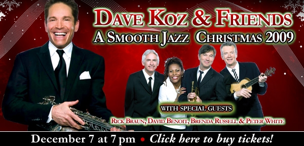 Dave Koz The Chicago Theatre Tickets