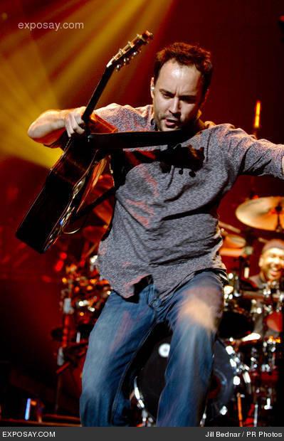 Dave Matthews Band Cincinnati OH
