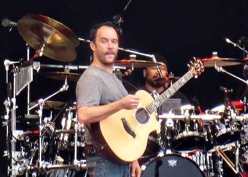 Dave Matthews Band Gorge Amphitheatre Tickets