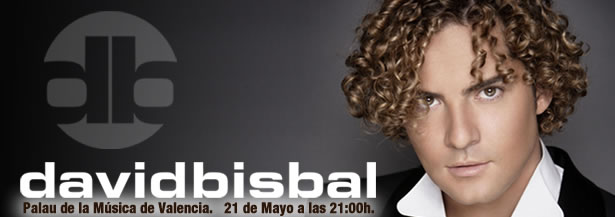 David Bisbal Tickets Recinto Ferial Talavera