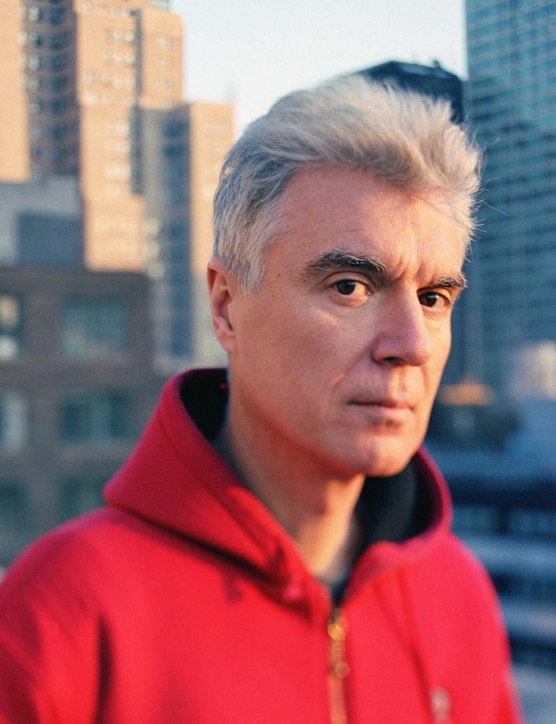 David Byrne Ann Arbor MI