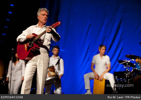 Show David Byrne 2011