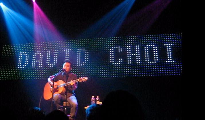 David Choi Concert