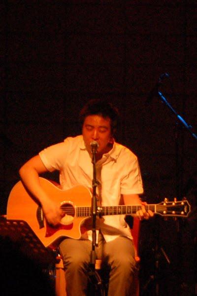 David Choi Show 2011