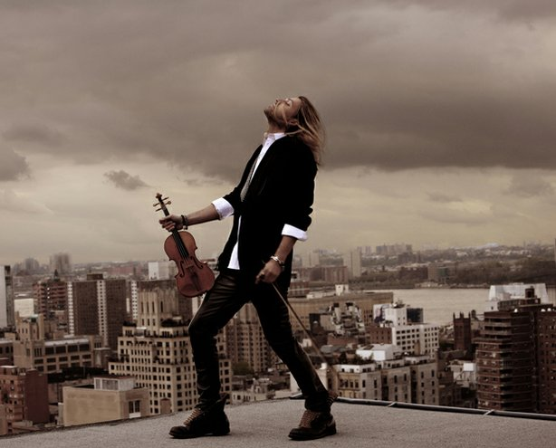 2011 Dates David Garrett