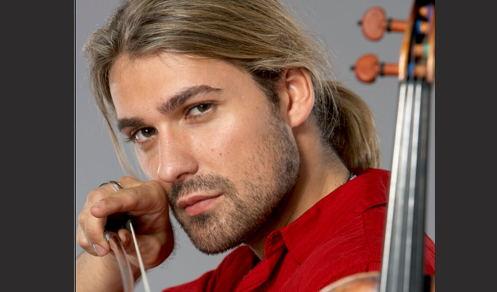 2011 David Garrett Dates Tour