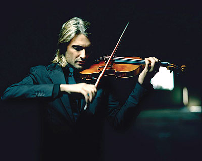 2011 David Garrett Tour Dates