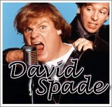 David Spade Las Vegas