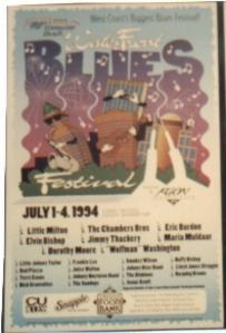 Dayton Blues Festival Ej Nutter Center