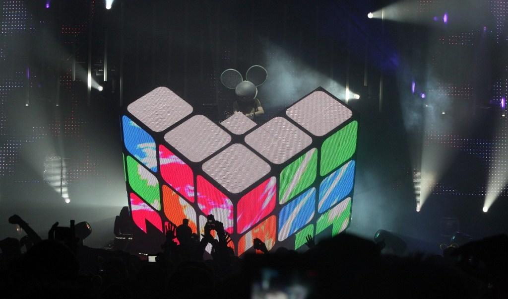 2011 Show Deadmau5
