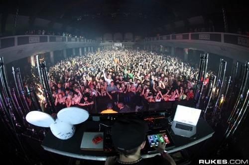 Deadmau5 2011 Show