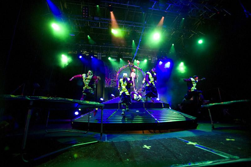 Deichkind Concert