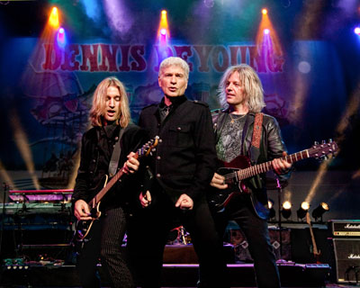 Tickets Dennis Deyoung
