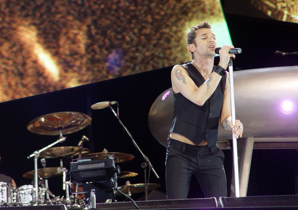 Depeche Mode 2011 Show