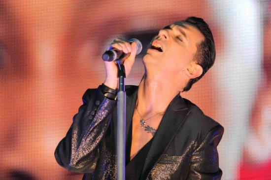 Show Depeche Mode 2011