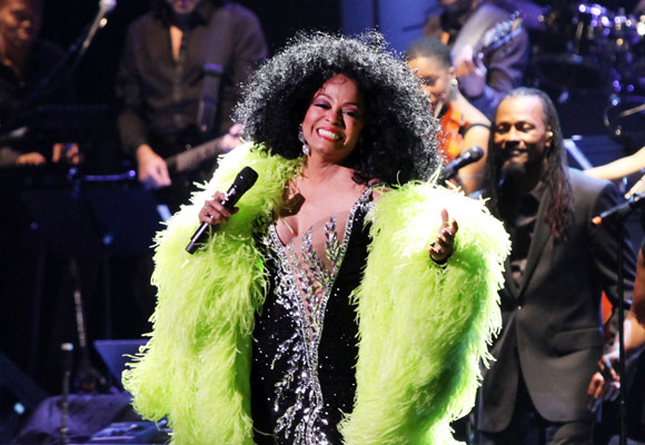 2011 Dates Diana Ross