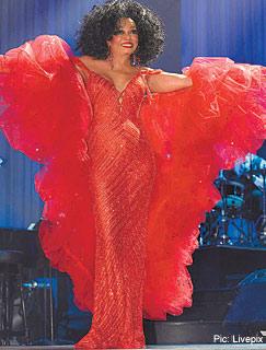 2011 Show Diana Ross