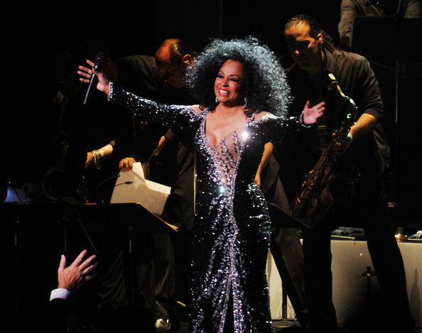 Diana Ross Stamford Center For The Arts Palace Theatre