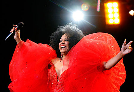 Tour Dates Diana Ross 2011