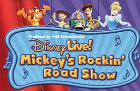 2011 Dates Disney Live Rockin Road Show