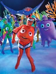 Show 2011 Disney On Ice Finding Nemo