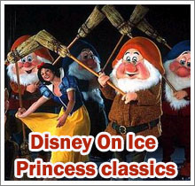 Concert Disney On Ice Princess Classics