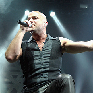 Dates Disturbed Tour 2011