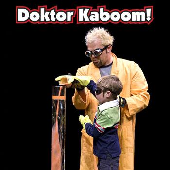 Doktor Kaboom Muncie Tickets