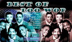 Doo Wop Tickets Show
